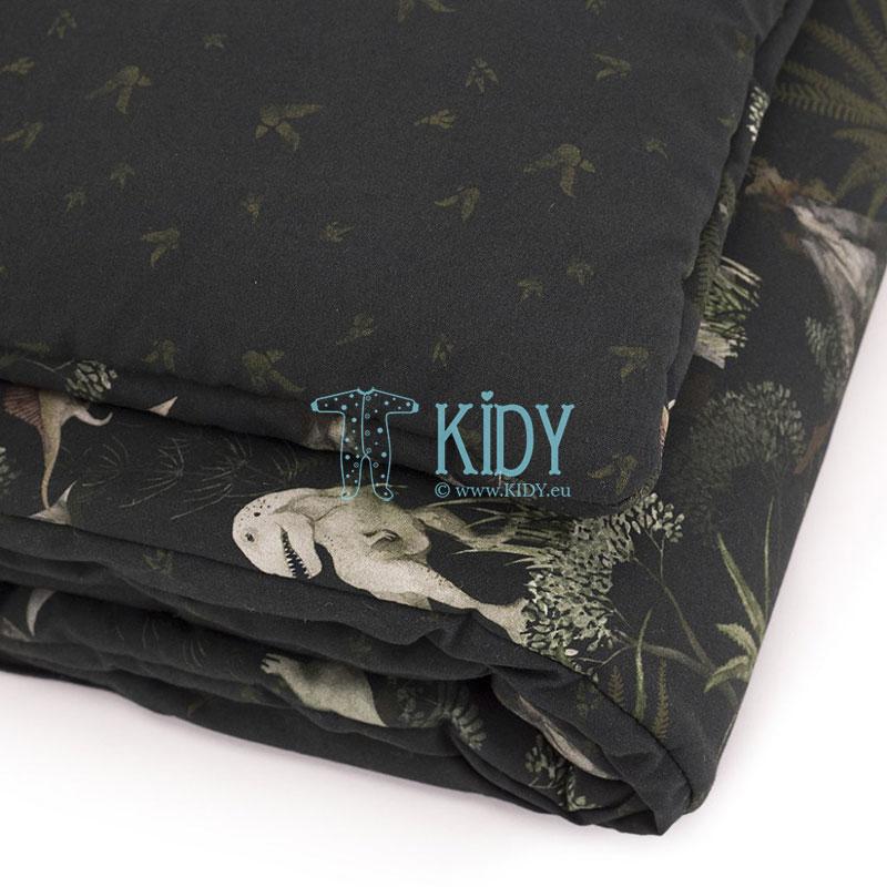Patalynės komplektas Dino World: antklodė + pagalvė (MAKASZKA) 5