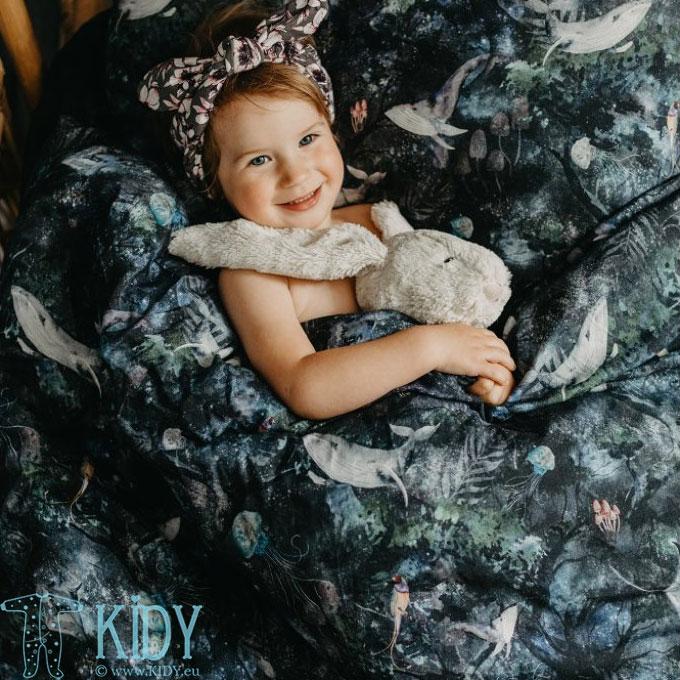 Patalynės komplektas Magic Forest: antklodė + pagalvė (MAKASZKA) 5