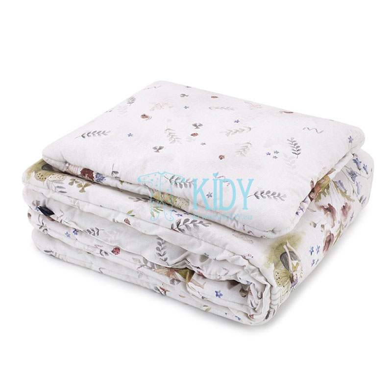 Patalynės komplektas Fairies: antklodė + pagalvė (MAKASZKA) 5