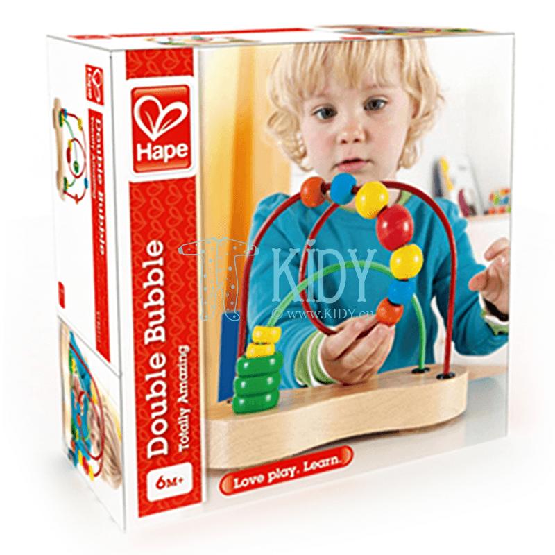 Lavinantis žaislas Dvigubas burbulas (Hape) 5