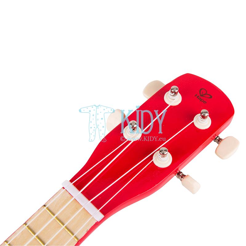 Raudona gitara (Hape) 5
