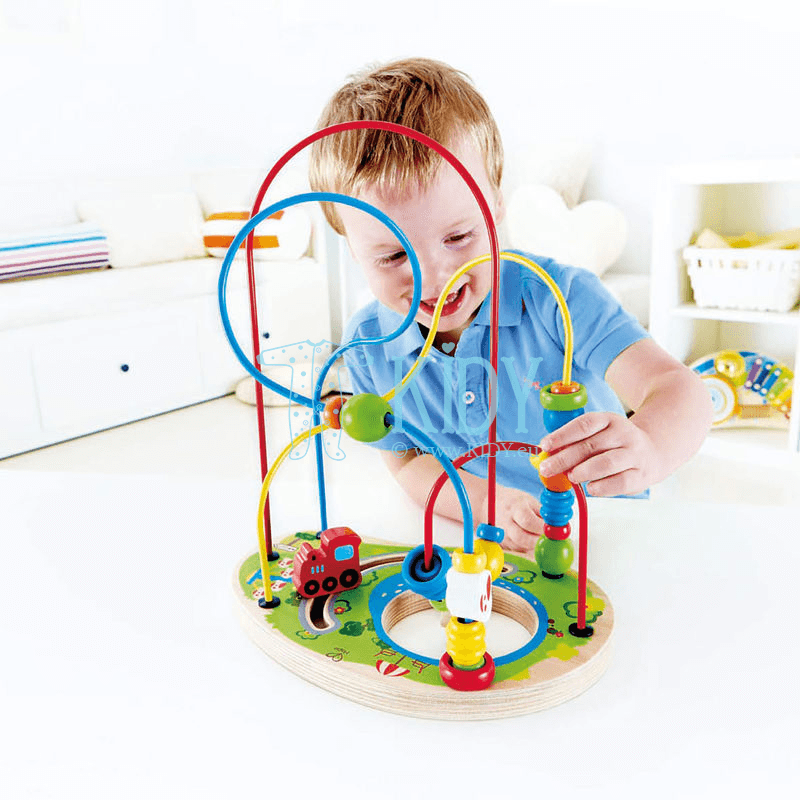 Educational toy Playground Pizzaz (Hape) 5