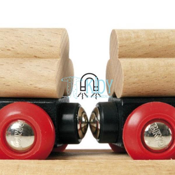 Классический грузовой набор (Brio) 5