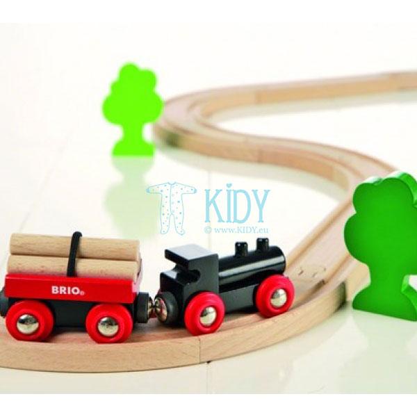 Little Forest Train Set (Brio) 5