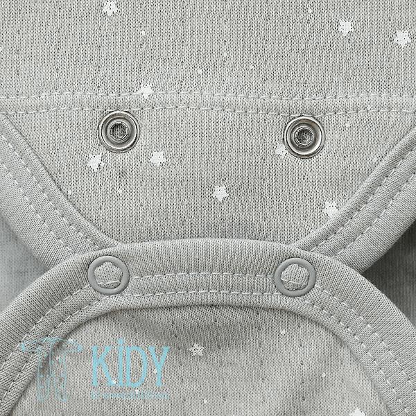 Grey FLUFFY bodysuit (Lorita) 5