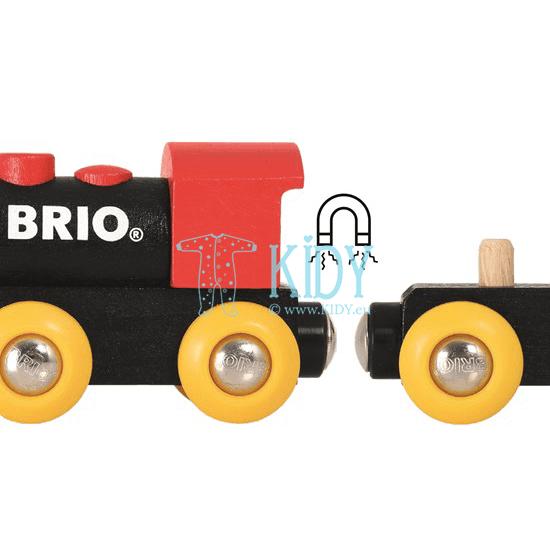 Классический поезд (Brio) 5