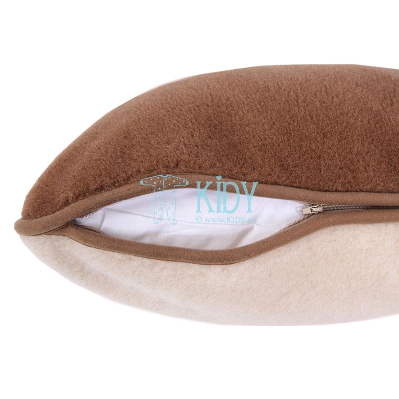 Dvipusė pagalvė CAMEL (Flokati) 5