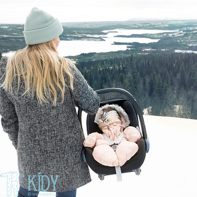 Winter 2 in 1 overall POWDER PINK (Elodie Details) 5