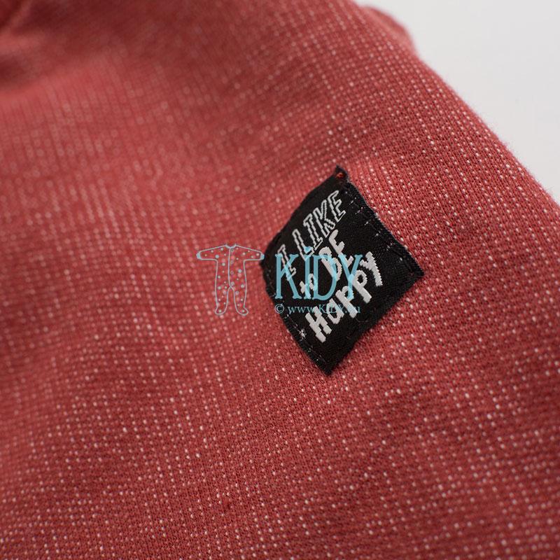Red HAPPY LLAMA pants (Pinokio) 5