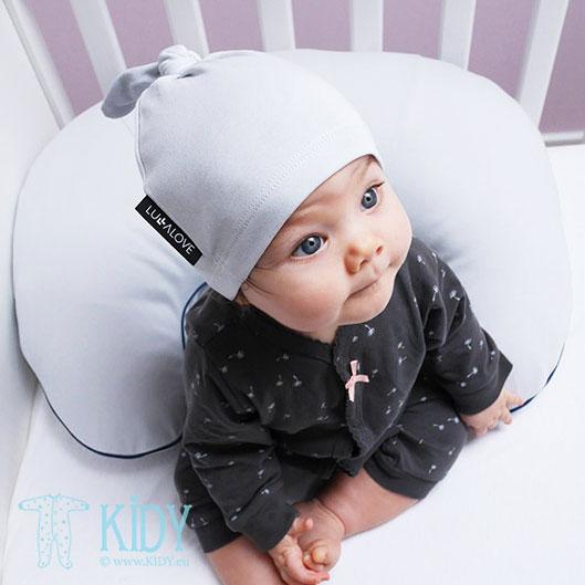 Pilka kepurė PAPROCIE (Lullalove) 5
