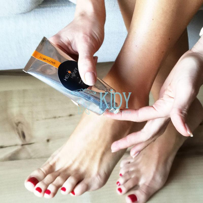Propolis Foot Cream (Lullalove) 5