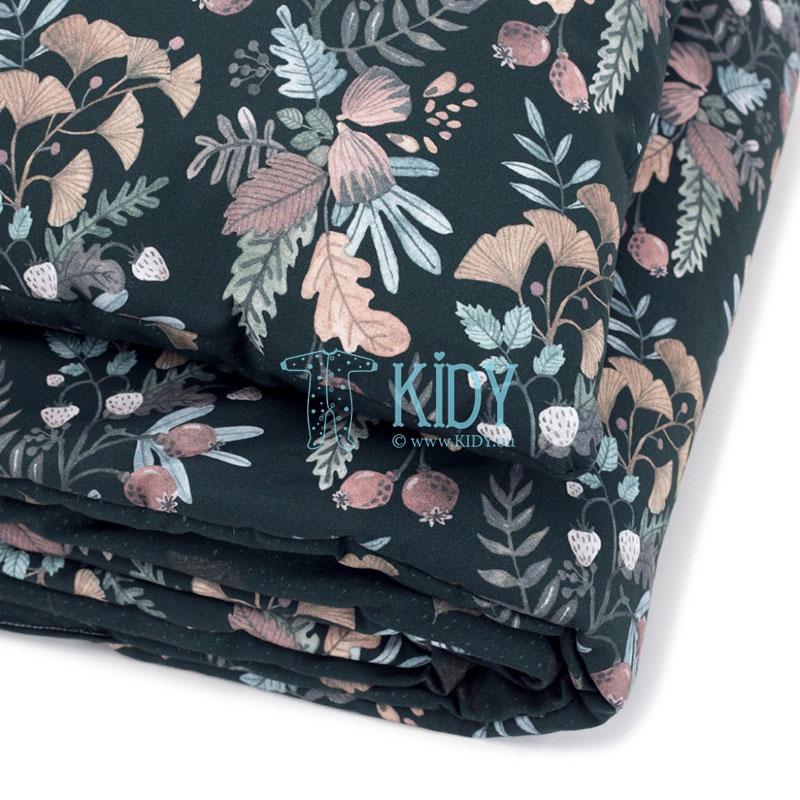 Patalynės komplektas Secret Garden: antklodė + pagalvė (MAKASZKA) 5