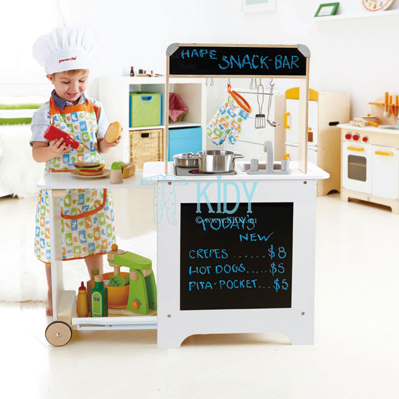 Vaikiška virtuvėlė COOK 'N SERVE KITCHEN (Hape) 5