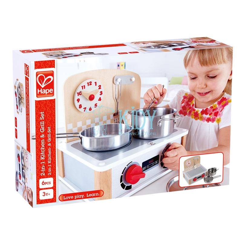 Virtuvės įrankių rinkinys (Hape) 5