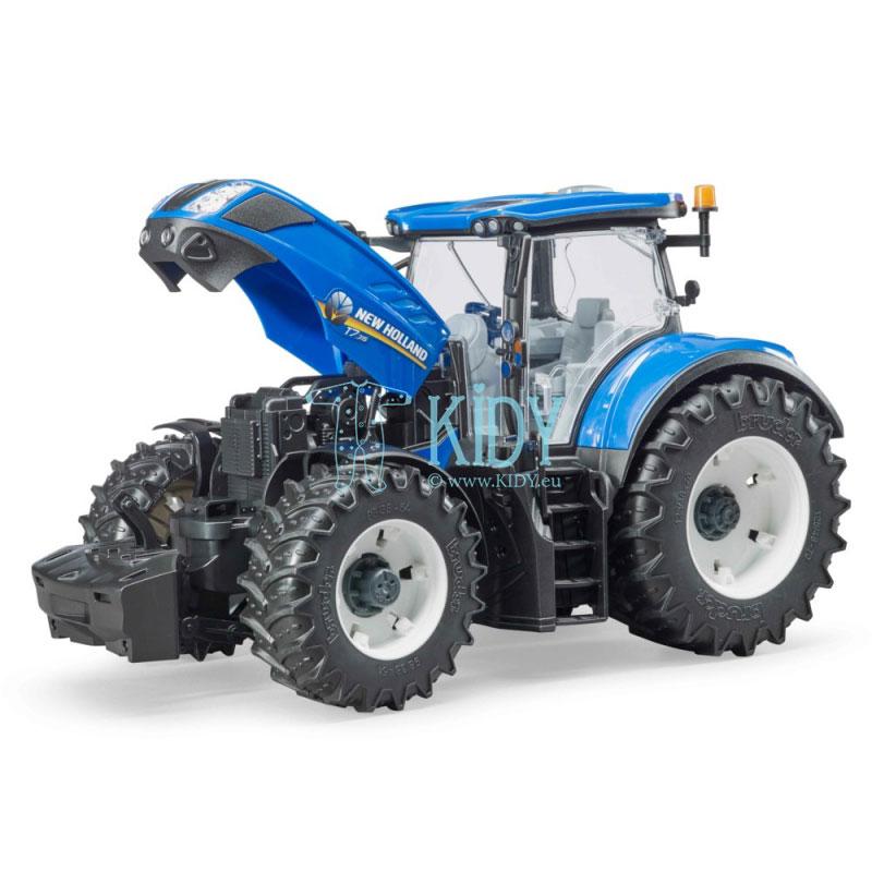 Traktorius su krautuvu New Holland T7.3315 (BRUDER) 5