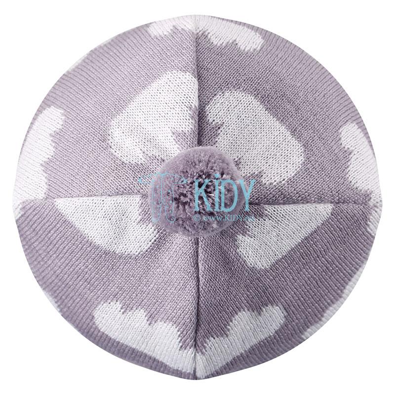 Pilka vilnonė kepurė NEEMI (Lassie by Reima) 5