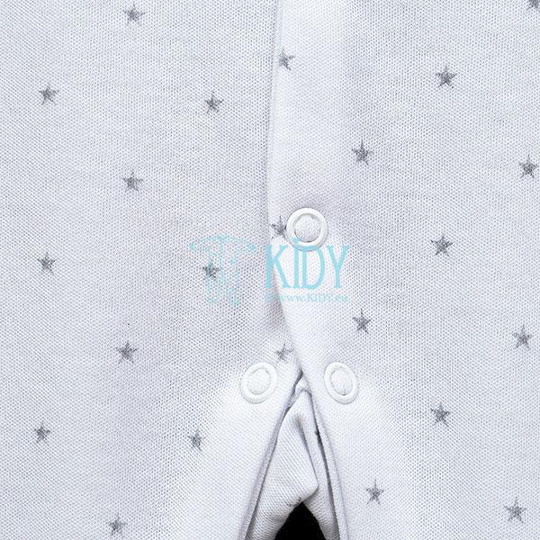 Baltas kombinezonas-pižama SNUBY (Lorita) 5