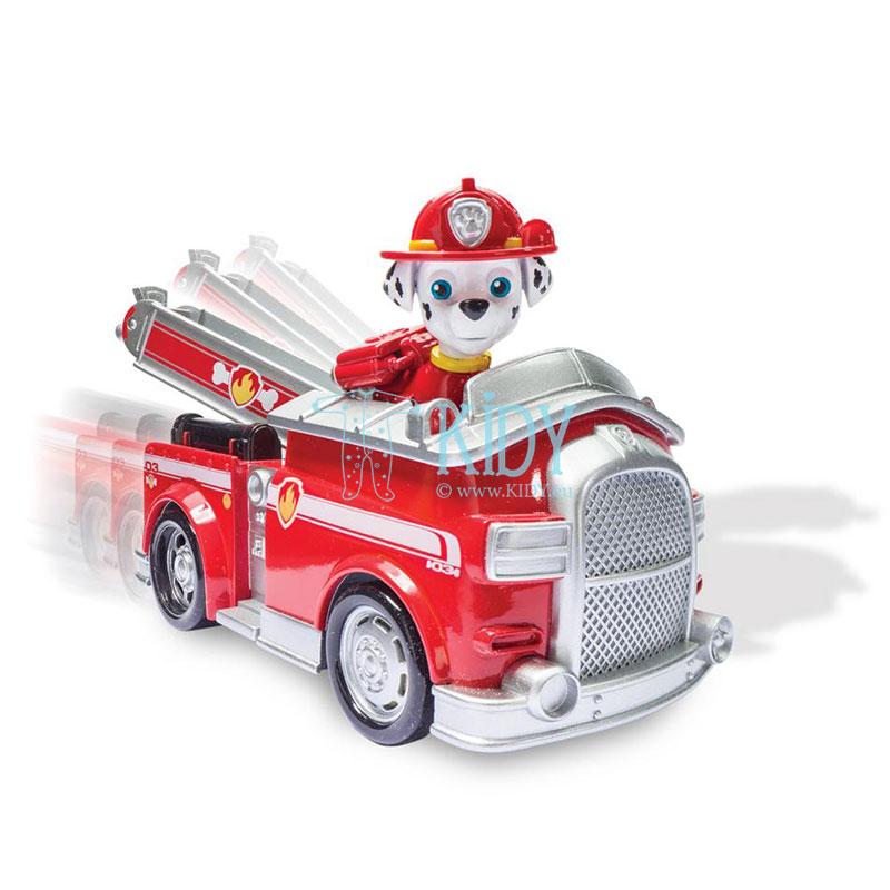 Marshall ir jo gaisrinė mašina (Paw Patrol) 5