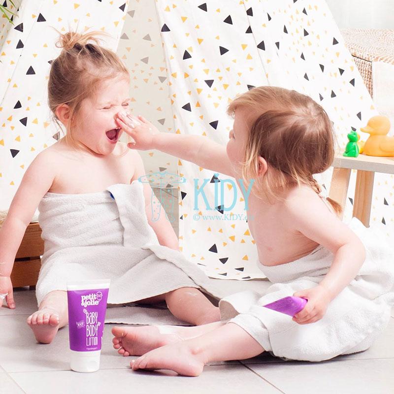 Kūdikių kūno losjonas (Petit & Jolie) 5