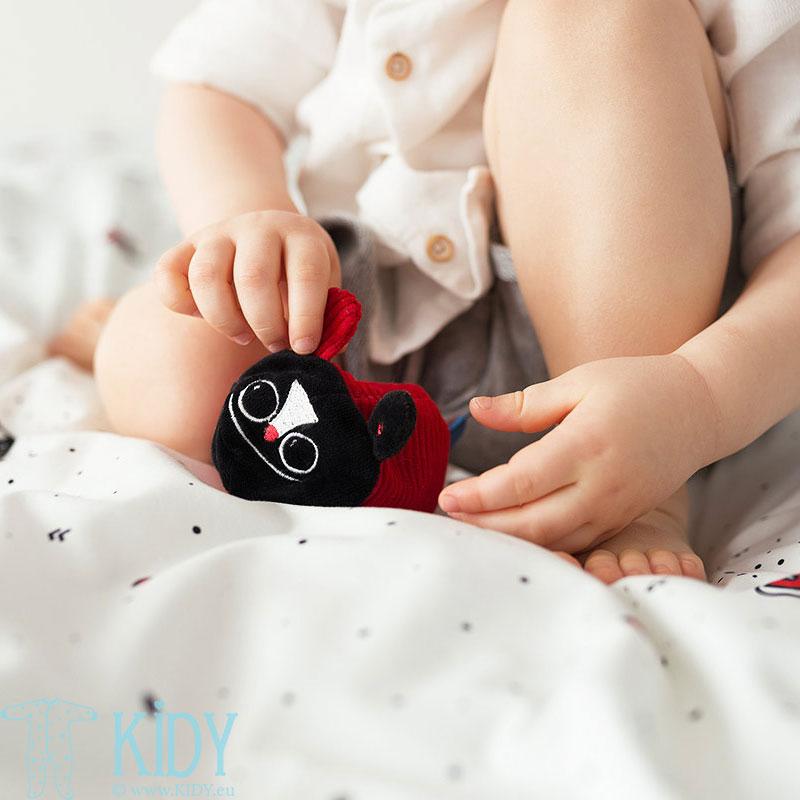 Sensorinis žaislas CUTIE MR B (Lullalove) 5