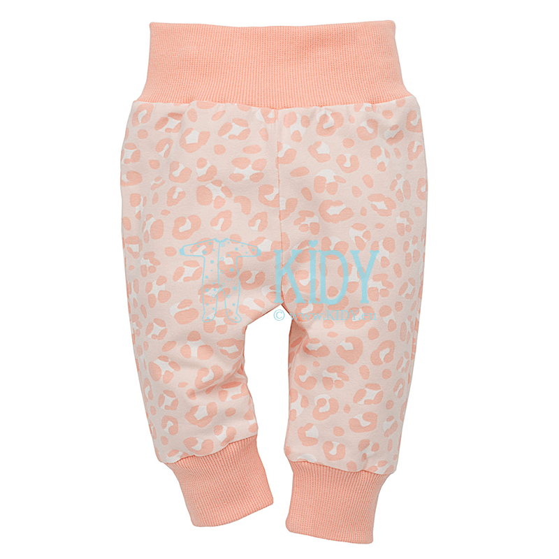 Light pink SWEET PANTHER legging