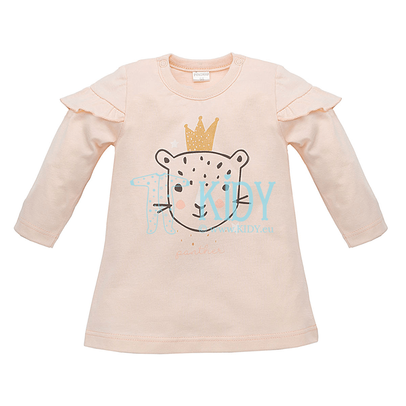 Pink SWEET PANTHER tunic (Pinokio)