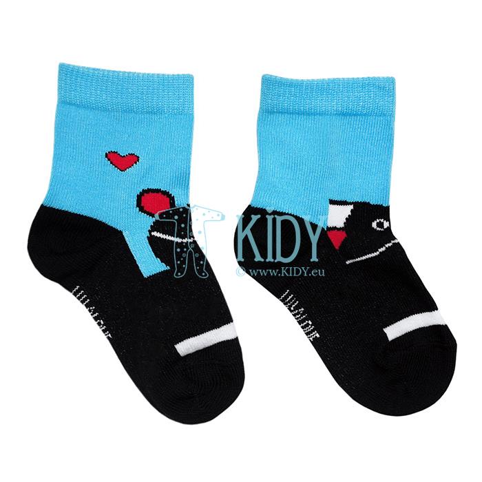 MR B socks
