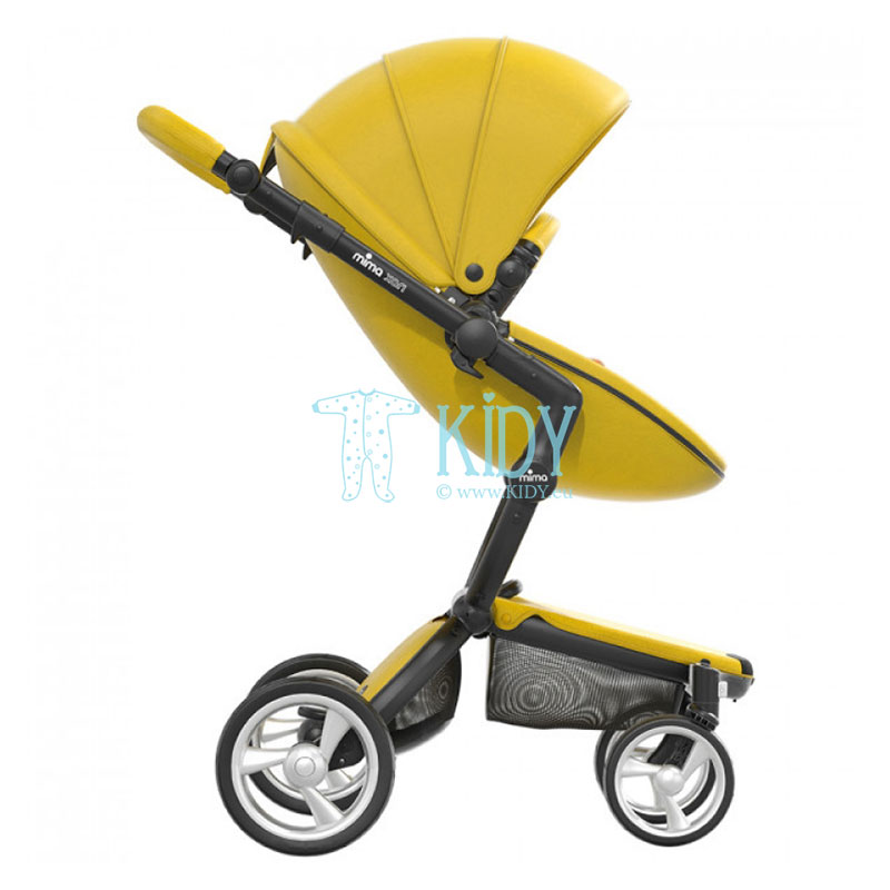 XARI Yellow - Indian Summer Carrycot and Seat