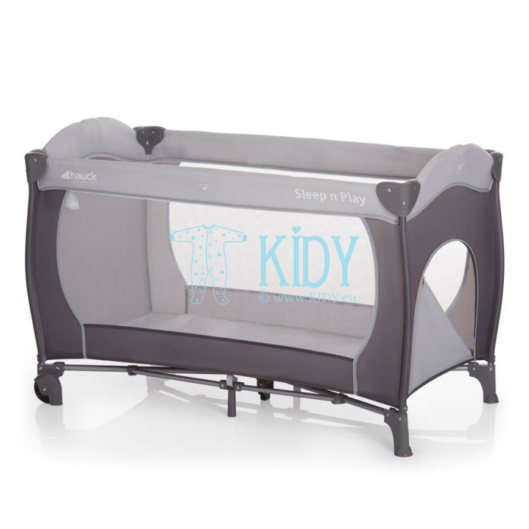Cot-playpen Sleep N Play Go Plus stone