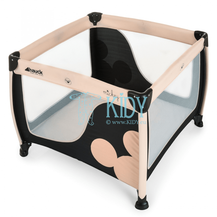 Cot-playpen Play N Relax SQ Mickey Classic