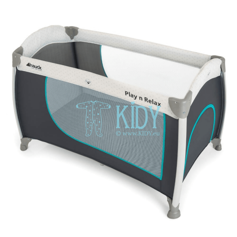 Cot-playpen Play N Relax Hearts