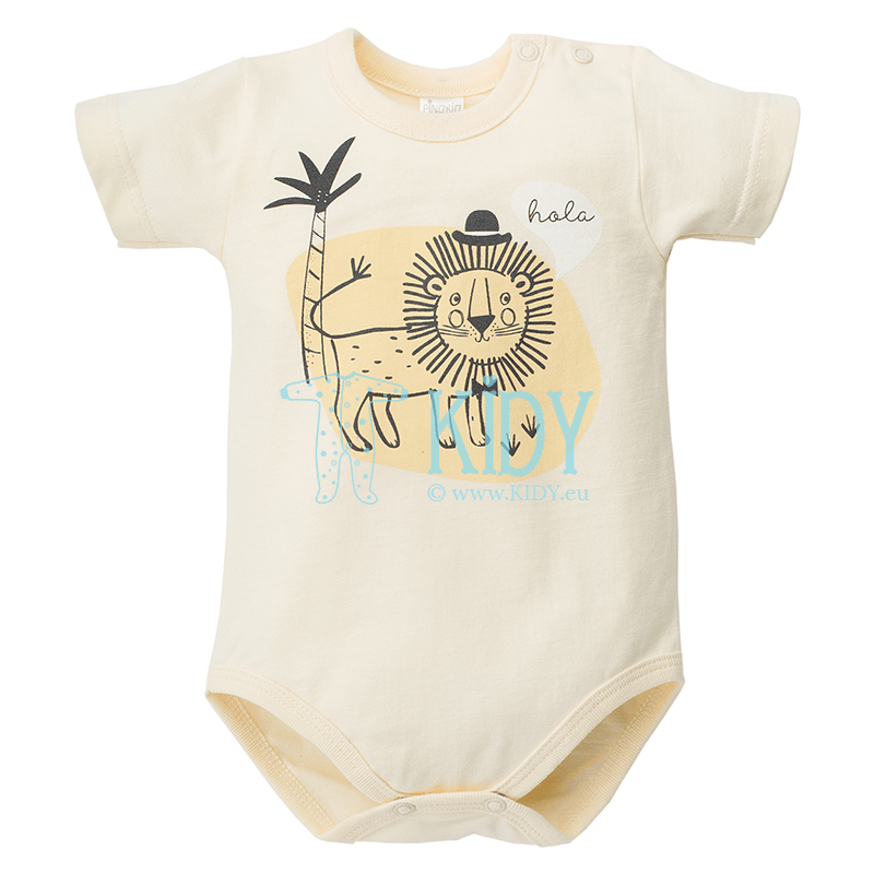 LEON shortsleeved bodysuit