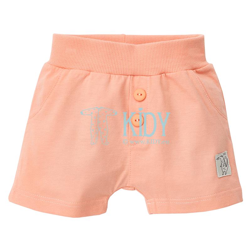Orange LEON shorts