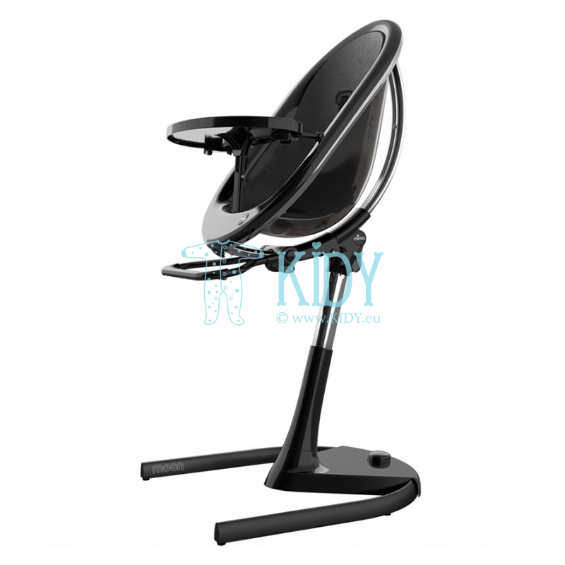 Highchair Moon 2G Black