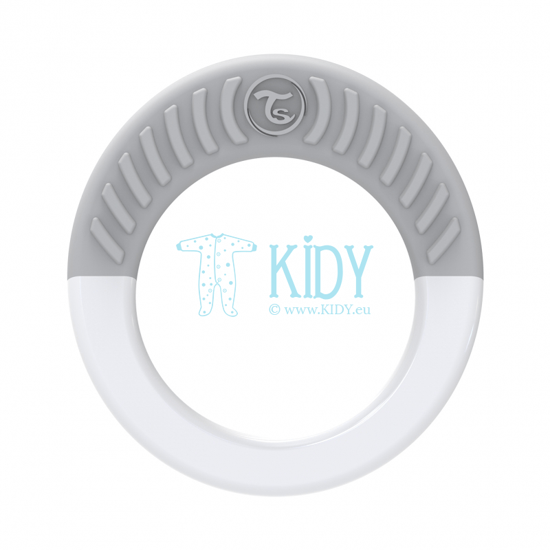 White teething RING