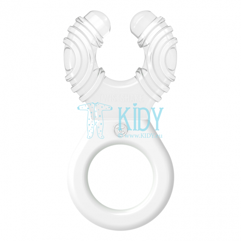 White teether COOLER