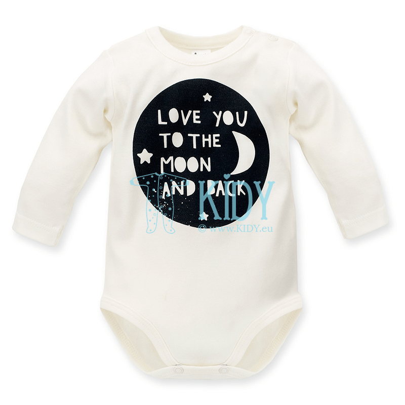 Ecru BIG DREAM bodysuit