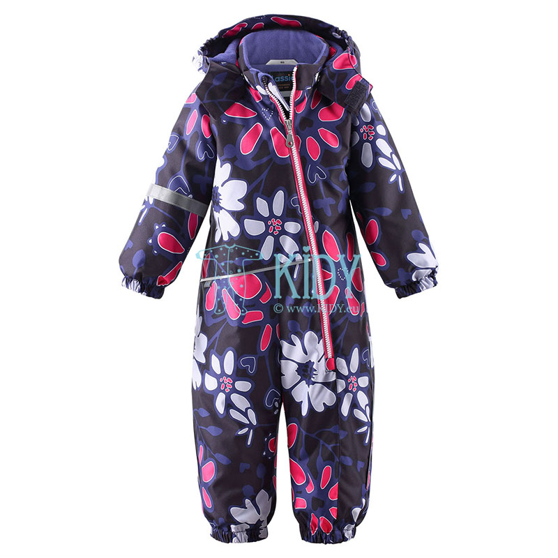 Purple MEREL snowsuit