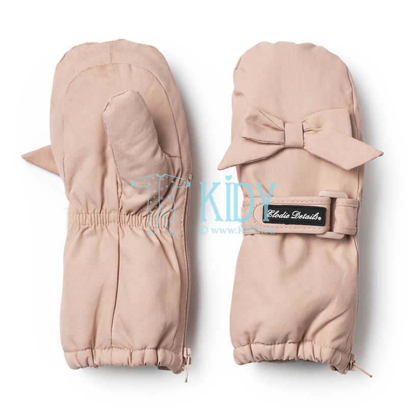 Розовые варежки POWDER PINK (Elodie Details)
