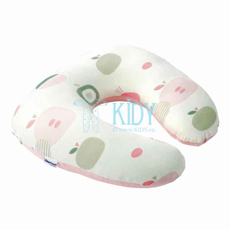 Nursing Softy Fruit Pink pillow