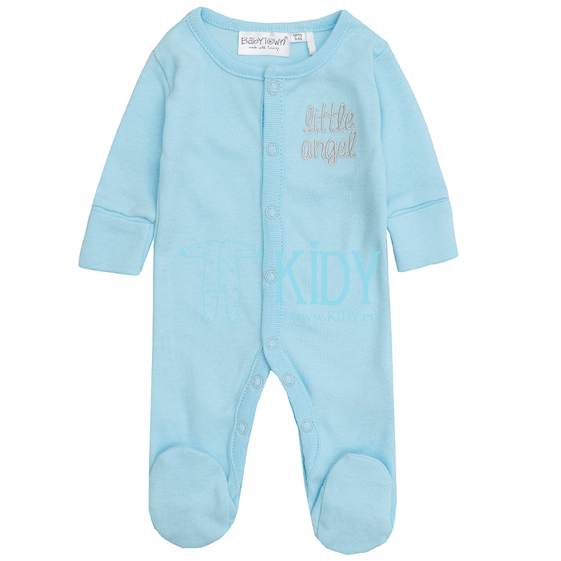 Blue ANGEL sleepsuit