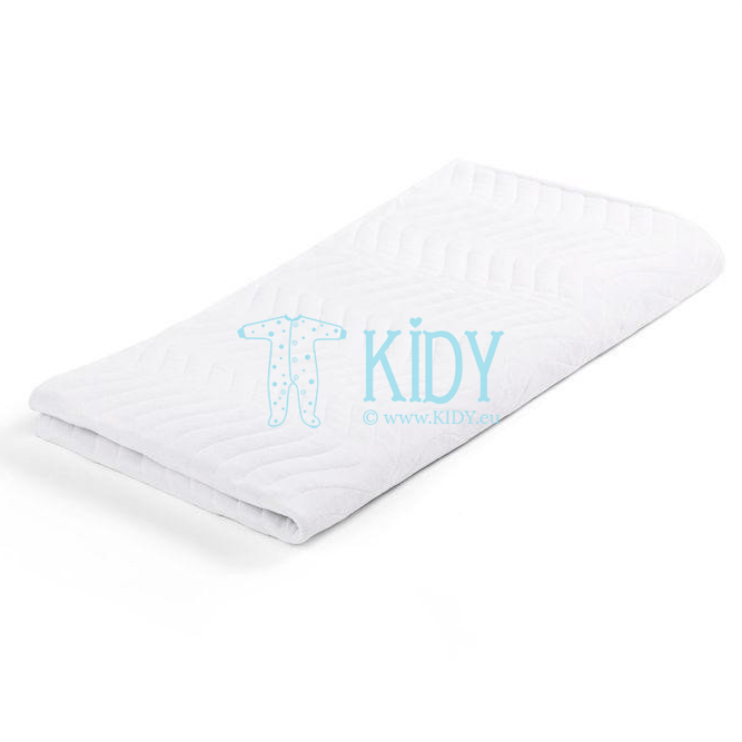 Highly absorbent sheet and mattress cover ABSOPLUS