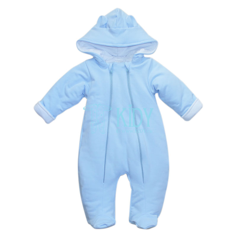 Blue ARTEX snowsuit