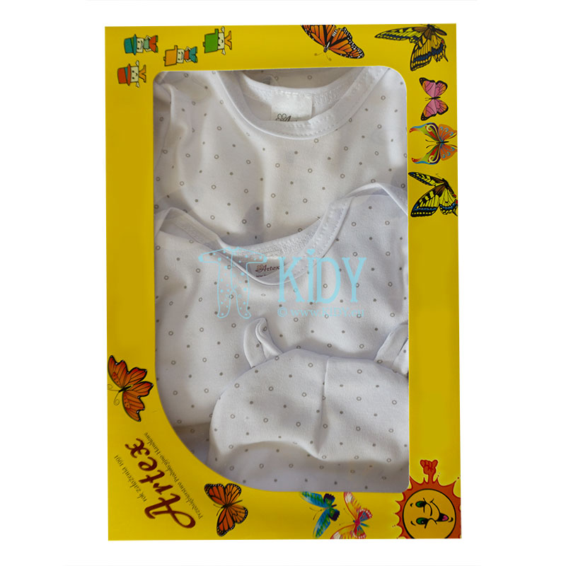 4 pcs newborn ARTEX layette