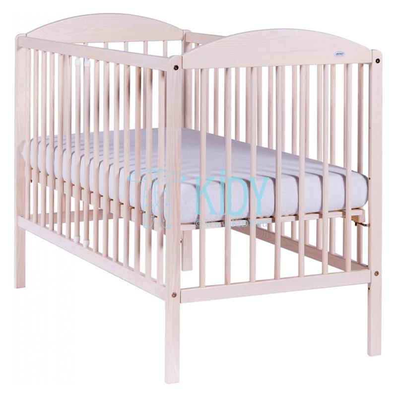 Кроватка KUBA II white