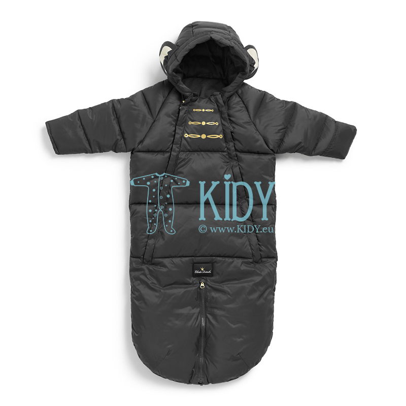 PLAYFUL PEPE 2 in 1 snowsuit