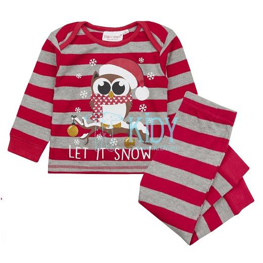 Pižama CHRISTMAS (Baby Town)