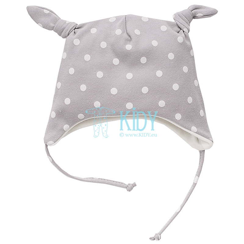 Grey UNICORN hat