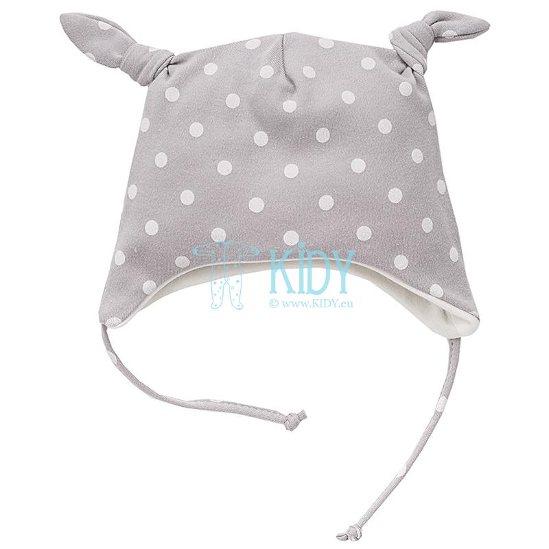 Grey UNICORN hat (Pinokio)