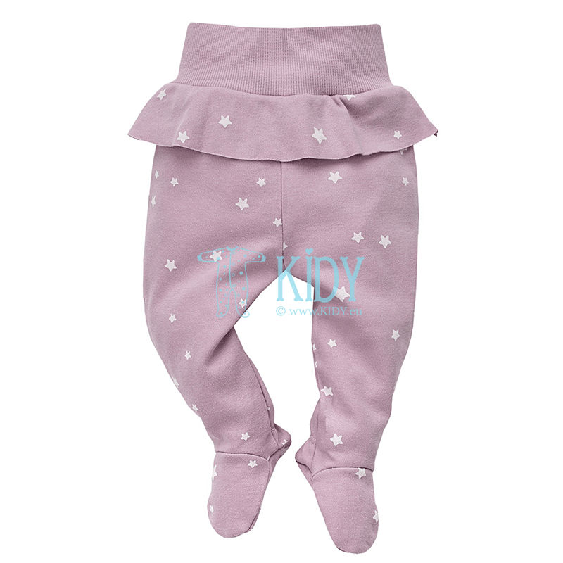 Pink UNICORN footed pants (Pinokio)